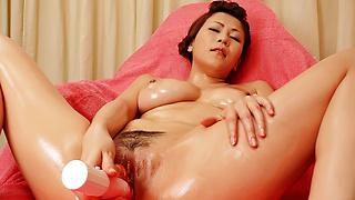 Gカップ!~超性感の淫乱エステ~ (ブルーレイ版) : あいだゆき - ビデオシーン 1
