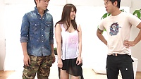 3D CATWALK POISON 17 ~MUCHAHAME CREAM PIE~ : Mayuka Akimoto - Video Scene 1, Picture 2