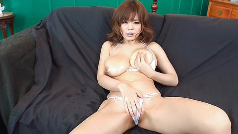 Airu Oshima - Japanese blowjobs after naughty oral play - Picture 11