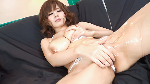 Airu Oshima - Japanese blowjobs after naughty oral play - Picture 12