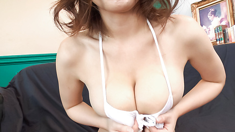 Airu Oshima - Japanese blowjobs after naughty oral play - Picture 3
