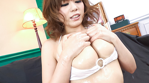Airu Oshima - Japanese blowjobs after naughty oral play - Picture 9