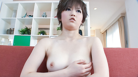 Yui Mizuna - Sleazy solo porn play with Japanese Yui Mizuna - Picture 11