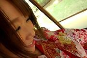 Hitomi Oki amazing hardcore sex with random man  Photo 2