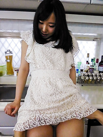 Ayumu Ishihara - Ayumu Ishihara young Asian creampie video - Picture 1
