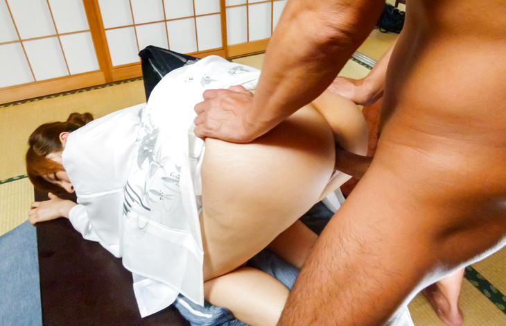 Japan blowjob in advance to a wild fuck session nude japanese girls, asian girl