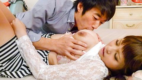 Rion Nishikawa - Full Asan blowjob during babe's hardcore session - Picture 6