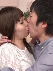 Rion Nishikawa - Full Asan blowjob during babe's hardcore session  - Screenshot 10