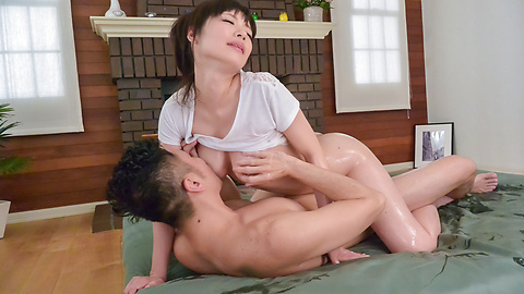 Nao Mizuki - Superb wife provides amazing Japanese blowjob  - Picture 8