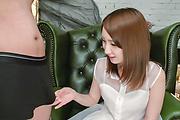 Rika Anna - Rika Anna Japan blowjob in superb scenes - Picture 12