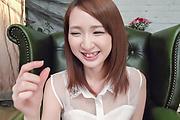 Rika Anna - Rika Anna Japan blowjob in superb scenes - Picture 1
