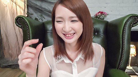 Rika Anna - Rika Anna Japan blowjob in superb scenes  - Picture 1