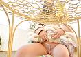キャットウォーク ポイズン 125 「ねこ系女子の可愛い彼女」即ハメ中出し降臨~真野ゆりあ  - ビデオシーン 1