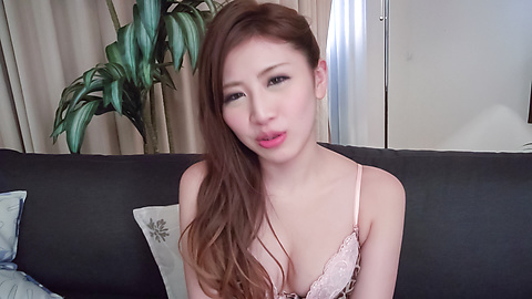 Mai Kamio - Asian girls blowjob in steamy POV special  - Picture 5