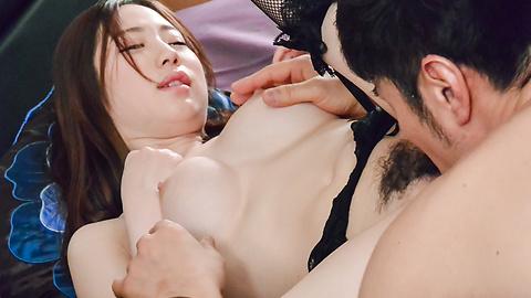 Momoka Sakai - Momoka Sakai fucked and made to suck cock hard  - Picture 6