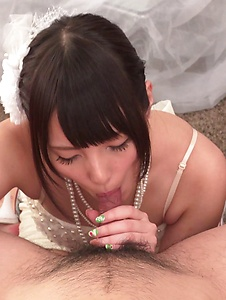 Mihono - Nude Mihono sucks cock in perfect POV modes  - Screenshot 12