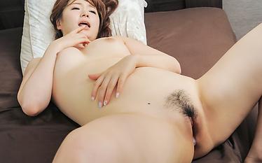 Sensual Yui Nishikawa amazing Japanese blow jobs