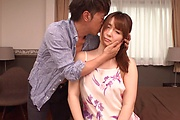 Hot Japanese milf sucks and fucks like a goddess  Photo 4