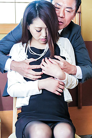 Miki Aimoto - Spicy office milf, Miki Aimoto, Asian amateur porn on cam - Picture 12