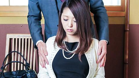 相本みき - 人妻熟女のオマンコ拝見~相本みき - Picture 7