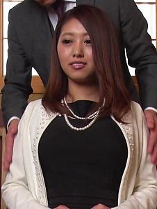 Miki Aimoto - Spicy office milf, Miki Aimoto, Asian amateur porn on cam - Screenshot 10