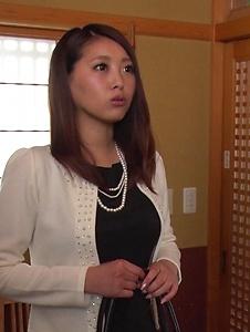 Miki Aimoto - Spicy office milf, Miki Aimoto, Asian amateur porn on cam - Screenshot 5