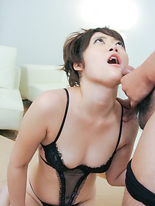 Ryo Ikushima-Amazing group sex for sensual Ryo Ikushima Picture 7