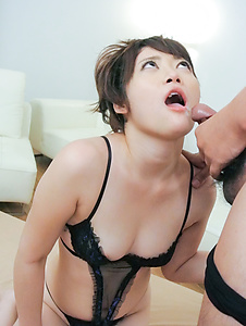 Ryo Ikushima-Amazing group sex for sensual Ryo Ikushima Picture 8