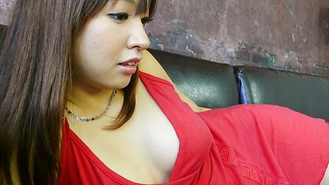 Buruma Aoi - Sebuah vibrator membuat Buruma Aoi 's cum vagina jepang - gambar 7