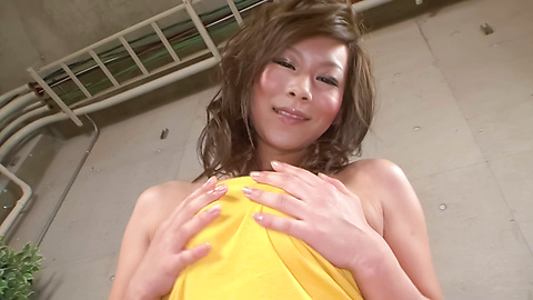 Ren Mizumori - Ren Mizumori大彈跳鰹鳥戲弄、玩玩具 - 圖片6