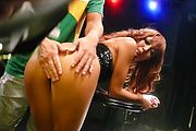 Watch Kyoko's asian squirting as she is fucked with sex toys Photo 9