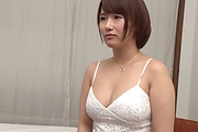 Tight Asian milf roughly fucked by younger hunk  Photo 10