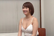 Tight Asian milf roughly fucked by younger hunk  Photo 2