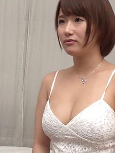 Harua Narimiya - Busty female hard fucked and jizzed on tits - Screenshot 10