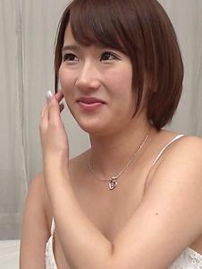 Harua Narimiya - Busty female hard fucked and jizzed on tits - Screenshot 9