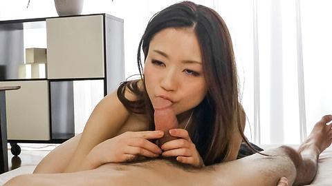Mayuka Akimoto - Naughty fuck show withan Asian amateur beauty - Picture 7