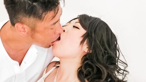 Rei Asamiya - Asian blowjob show along nastyRei Asamiya - Picture 3
