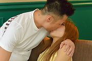 Asian milf gets pumped and made to swallow Photo 1