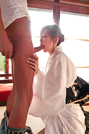 Reira Aisaki - Hardcore porn for sleazy Japanese Reira Aisaki - Picture 11