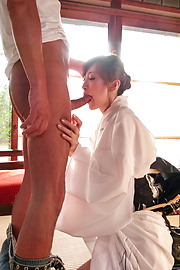 Reira Aisaki - Hardcore porn for sleazy Japanese Reira Aisaki - Picture 12