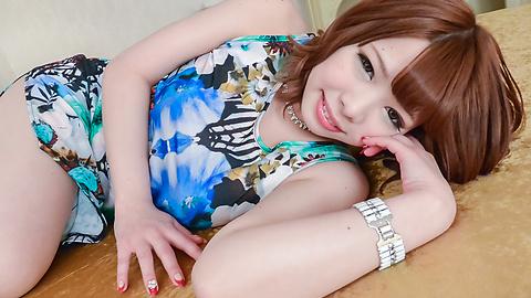 Meru Ayase - POV asian blowjob withamazingly hotMERU - Picture 8