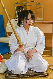 Ruka Kanae - Asian amateur video with horny Ruka Kanae - Picture 1