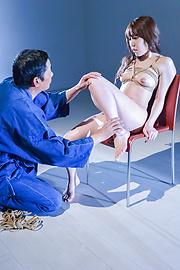 Rina Uchimura - Japanese rope bondage along superbRina Uchimura - Picture 10