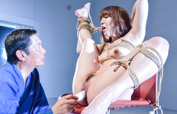 Sexy bondage session with Asian milf Rina Uchimura naked asian girls, asian sex, asian porn