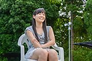 Asian schoolgirl sex with toys in superb outdoor scenes  Photo 11