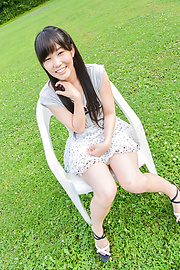 Yui Kasugano - Yui Kasugano tries Japanese dildo in outdoor  - Picture 3