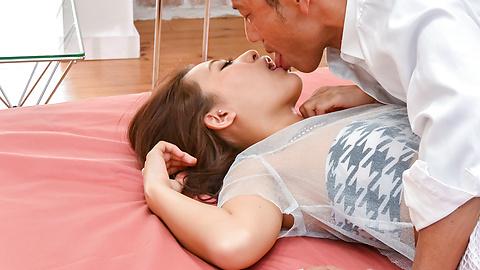 Aoi Mizuno - Asian masturbate scenes turn into hardcore sex - Picture 4