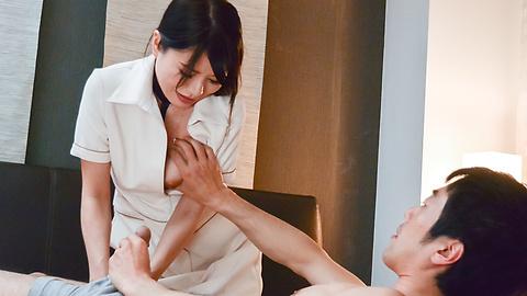 Nana Nakamura - Japan blow job to start Nana Nakamura's porn play  - Picture 5