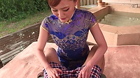 LaForet Girl 64 Luxury Soap : Aya Mikami (Blu-ray) - Video Scene 1, Picture 8