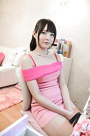 Mihono - 紧紧的 Mihono 让公鸡毁了她毛茸茸的灌木丛 - 图片 1